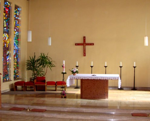 Klosterkirche St. Johann u. St. Franziskus