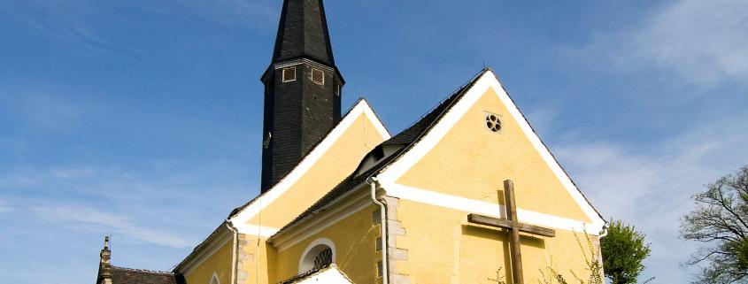 """Kath. Kirche """"St. Wenzeslaus"""" Jauernick"""